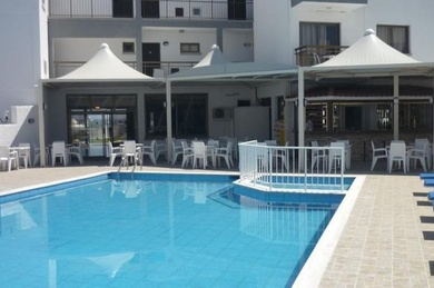 Penelope Beach Hotel, Кипр, Протарас