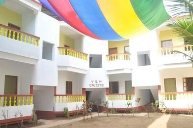 V & M Calisto, Индия, Северный Гоа