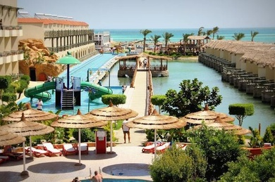Panorama Bungalows Aqua Park Hurghada, Египет, Хургада