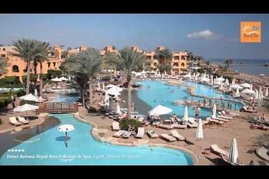 Rehana Royal Aqua Beach Resort & Spa, Египет, Шарм-эль-Шейх