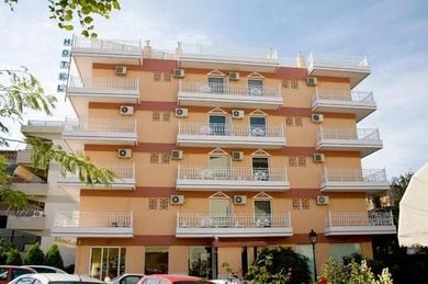 Ilion Hotel, Греция, Лутраки