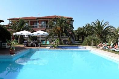 Hanioti Village & Spa Resort, Греция, Халкидики
