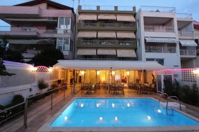 Hotel Mallas, Греция, Халкидики