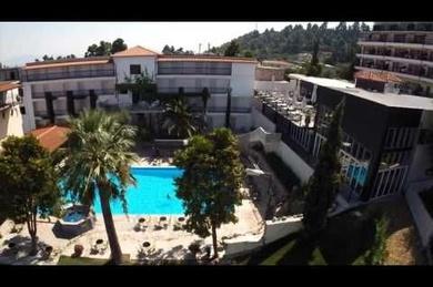 Kriopigi Beach Hotel, Греция, Халкидики