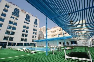 Al Bustan Hotel Flats, ОАЭ, Шарджа
