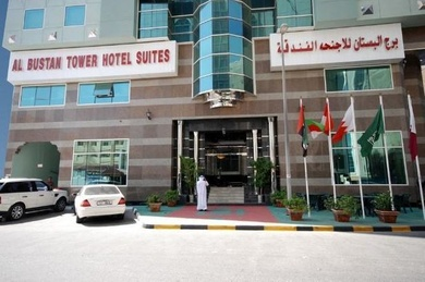 Al Bustan Tower Hotel Suites, ОАЭ, Шарджа