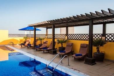 Citymax Hotel Al Barsha, ОАЭ, Дубай