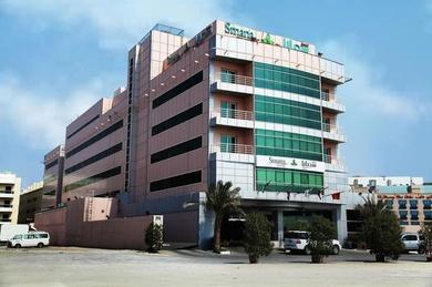 Smana Hotel Al Raffa, ОАЭ, Дубай