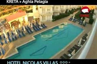 Nicolas Villas, Греция, Ираклион