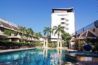 Lantana Pattaya Hotel & Resort, Таиланд, Бухта Наклуа