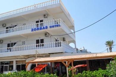 Zorbas Hotel, Греция, остров Крит