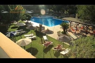 Achousa Hotel, Греция, остров Родос