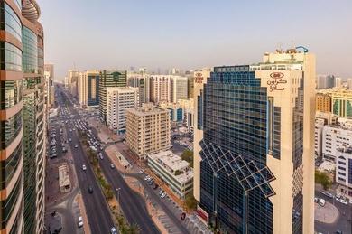 Crowne Plaza Abu Dhabi, ОАЭ, Абу-Даби