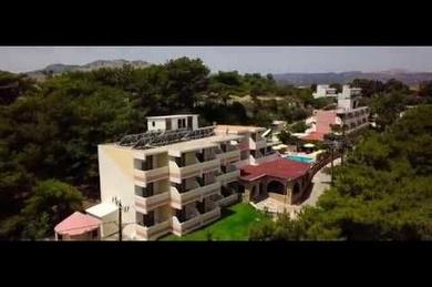 Panorama Studios Apartments, Греция, остров Родос