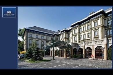 Danubius Grand Hotel Margitsziget, Венгрия, Будапешт