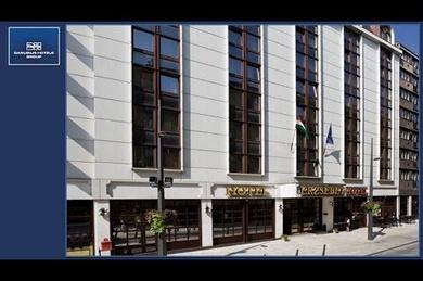 Hotel Erzsébet City Center, Венгрия, Будапешт