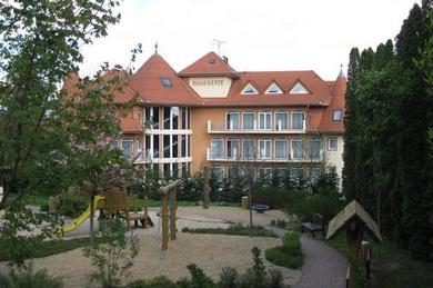 Hotel Sante, Венгрия, Хевиз