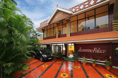 Jasmine Palace, Индия, Керала