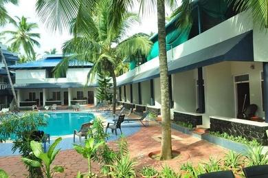 Pappukutty Beach Resort, Индия, Керала