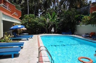 Hotel Thushara, Индия, Ковалам