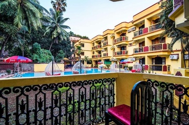 Abalone Resort, Индия, Северный Гоа