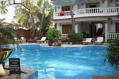 Alidia Beach Cottages, Индия, Северный Гоа