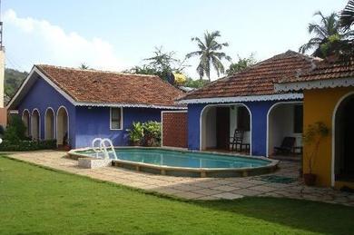 Baia Do Sol, Индия, Северный Гоа