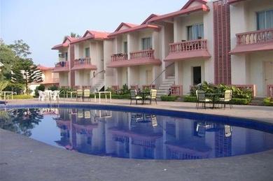 Bollywood Sea Queen Beach Resort, Индия, Южный Гоа