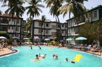 Dona Alcina Resort, Индия, Гоа