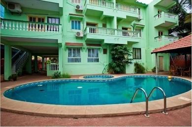 Hotel Nifa, Индия, Северный Гоа
