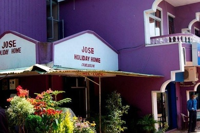 Jose Holiday Home, Индия, Южный Гоа