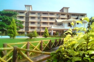 La Grace Resort, Индия, Южный Гоа