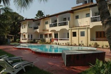 Hotel Lua Nova, Индия, Северный Гоа