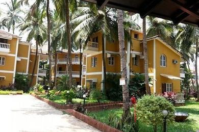 Palm Resort, Индия, Северный Гоа