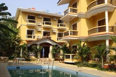 Pristine Resort, Индия, Гоа