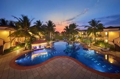 Royal Orchid Beach Resort & Spa, Goa, Индия, Южный Гоа