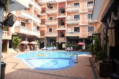 Ticlo Resorts, Индия, Гоа