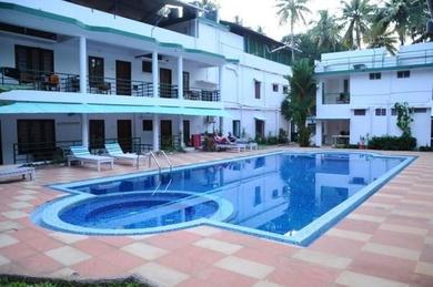 Raja Park Beach Resort, Индия, Керала