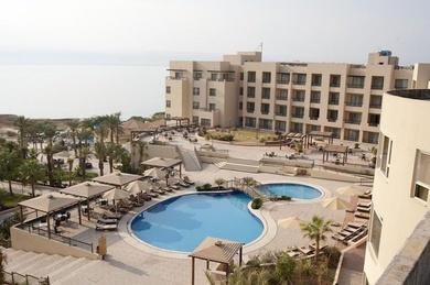 Dead Sea SPA, Иордания, Мертвое море