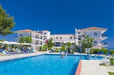 Hilltop Hotel, Греция, Халкидики