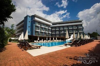 Asel Resort, Турция, Кемер