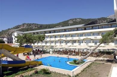 Club Marakesh Beach Hotel, Турция, Кемер