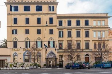 Hotel Galles, Италия, Рим