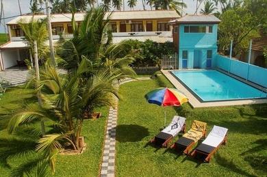 Larns Villa, Шри-Ланка, Ваддува