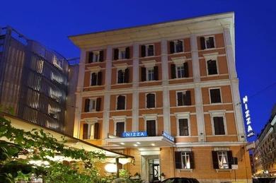 Hotel Nizza, Италия, Рим