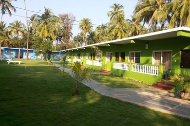 Manthan Beach Resort, Индия, Гоа
