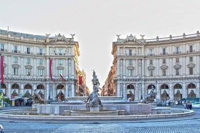 Regio, Италия, Рим