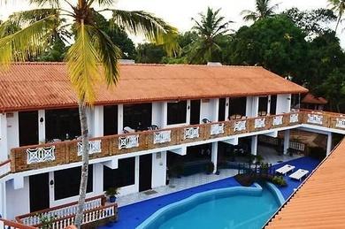 Hotel Thai Lanka, Шри-Ланка, Хиккадува