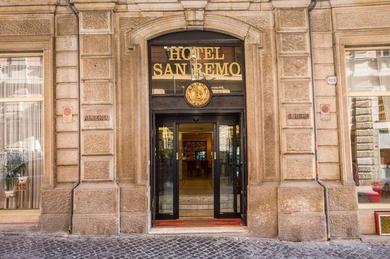 San Remo, Италия, Рим