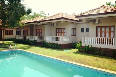 Casa De Royale, Индия, Северный Гоа
